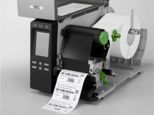 Etikečių spausdintuvas TSC TTP-2410MT | BIZNIO KONTAKTAI