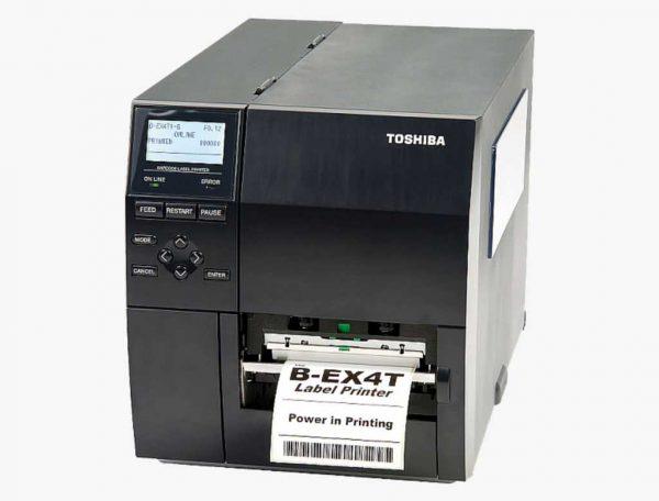 Etikečių spausdintuvas TOSHIBA B-EX4T1