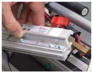 Etikečių spausdintuvų remontas